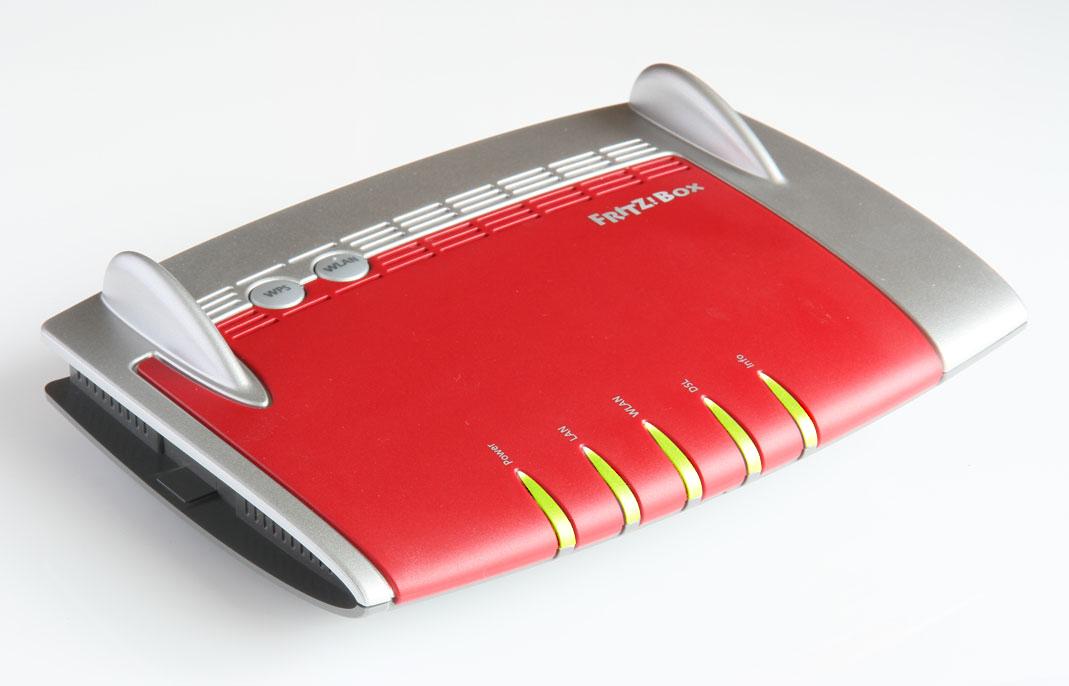 AVM FRITZ!Box WLAN 3390
