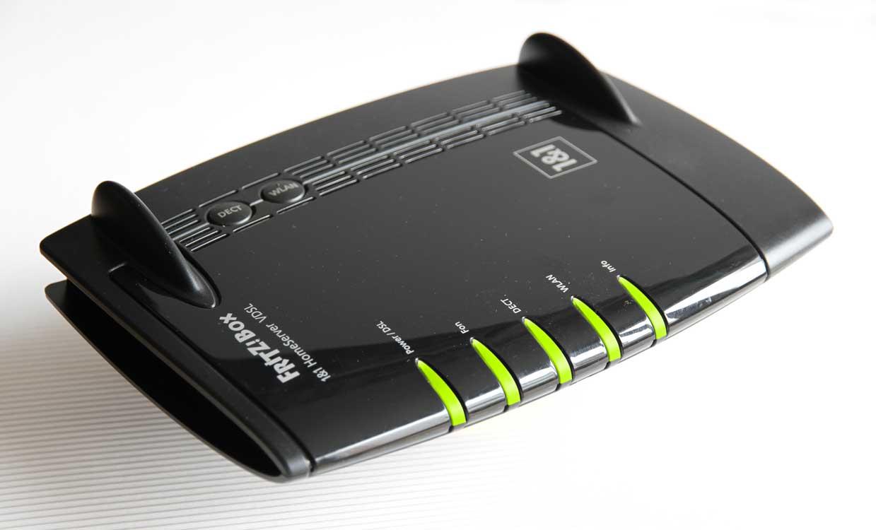 AVM FRITZ!BOX Fon WLAN 7362 SL