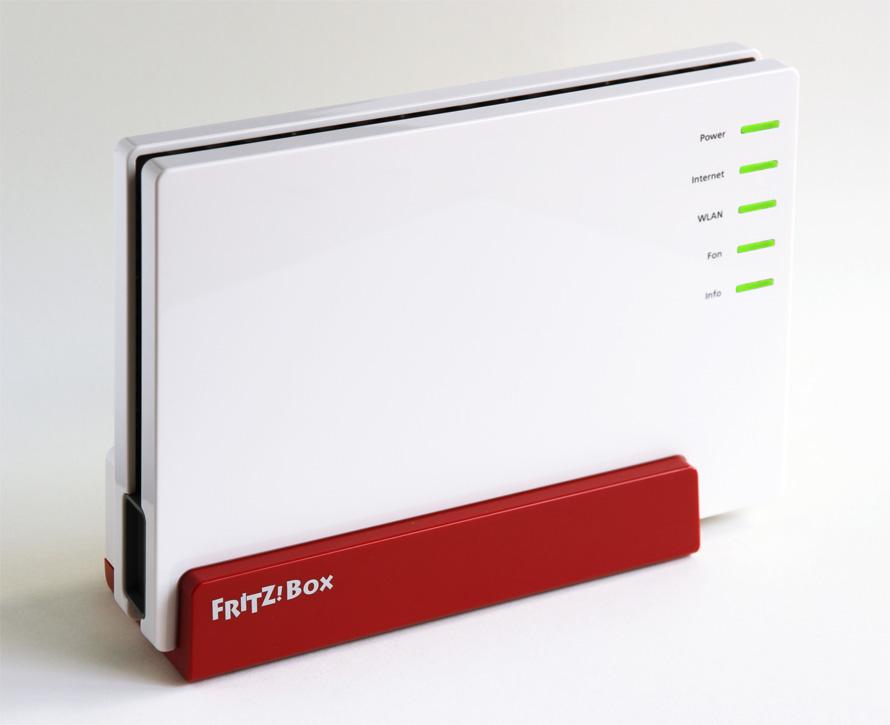 AVM FRITZ!Box Fon WLAN 7580